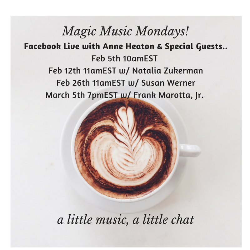 Songs that destroy us (+ Magic Music Monday tomorrow at